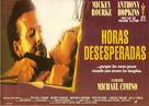 Desperate Hours - Argentinian Movie Poster (xs thumbnail)