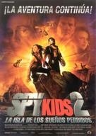 Spy Kids 2 - Spanish Movie Poster (xs thumbnail)