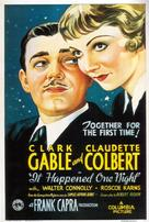 It Happened One Night - Theatrical poster (xs thumbnail)