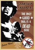 Starship Troopers - Singaporean Movie Poster (xs thumbnail)