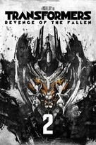 Transformers: Revenge of the Fallen - Video on demand movie cover (xs thumbnail)