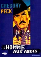 The Gunfighter - French Movie Poster (xs thumbnail)