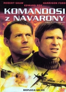 Force 10 From Navarone - Polish Movie Cover (xs thumbnail)