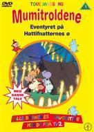 """Moomin"" - Danish DVD movie cover (xs thumbnail)"