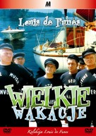 Les grandes vacances - Polish Movie Cover (xs thumbnail)