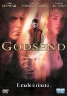 Godsend - Italian DVD cover (xs thumbnail)