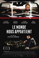 Le monde nous appartient - French Movie Poster (xs thumbnail)