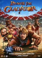 Gladiatori di Roma - Polish DVD cover (xs thumbnail)