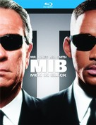 Men In Black - Blu-Ray cover (xs thumbnail)