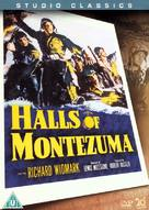 Halls of Montezuma - British Movie Cover (xs thumbnail)