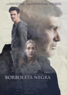 Black Butterfly - Portuguese Movie Poster (xs thumbnail)