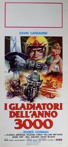 Deathsport - Italian Movie Poster (xs thumbnail)