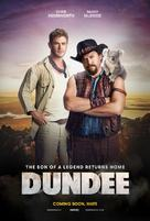 Dundee: The Son of a Legend Returns Home - Movie Poster (xs thumbnail)