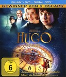 Hugo - German Blu-Ray cover (xs thumbnail)