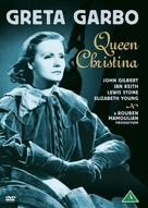 Queen Christina - DVD movie cover (xs thumbnail)