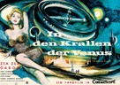 Queen of Outer Space - German Movie Poster (xs thumbnail)