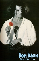 Don Juan DeMarco - Argentinian Movie Poster (xs thumbnail)