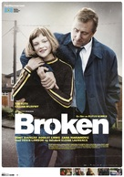 Broken - Norwegian Movie Poster (xs thumbnail)