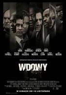 Widows - Polish Movie Poster (xs thumbnail)