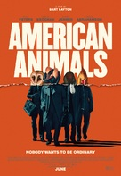 American Animals - Movie Poster (xs thumbnail)