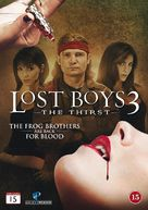Lost Boys: The Thirst - Danish Movie Cover (xs thumbnail)
