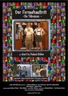Der Fernsehauftritt - British Movie Poster (xs thumbnail)