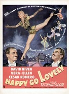 Happy Go Lovely - Movie Poster (xs thumbnail)