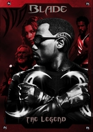 Blade: Trinity - DVD movie cover (xs thumbnail)