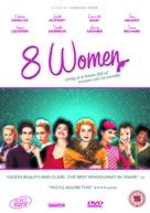 8 femmes - British DVD movie cover (xs thumbnail)
