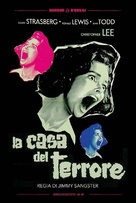 Taste of Fear - Italian DVD cover (xs thumbnail)