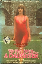 To the Devil a Daughter - British Movie Poster (xs thumbnail)