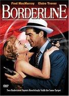Borderline - DVD cover (xs thumbnail)