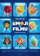 The Emoji Movie - Czech Movie Poster (xs thumbnail)