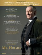 Mr. Holmes - For your consideration movie poster (xs thumbnail)