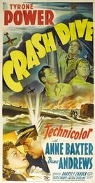 Crash Dive - Movie Poster (xs thumbnail)