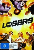 The Losers - Australian DVD movie cover (xs thumbnail)