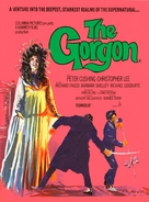The Gorgon - British Movie Cover (xs thumbnail)