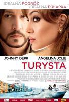 The Tourist - Polish Movie Poster (xs thumbnail)