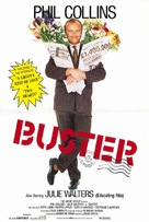 Buster - Dutch Movie Poster (xs thumbnail)