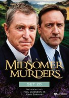 """Midsomer Murders"" - DVD movie cover (xs thumbnail)"
