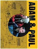 Adam & Paul - British poster (xs thumbnail)