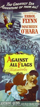 Against All Flags - Movie Poster (xs thumbnail)
