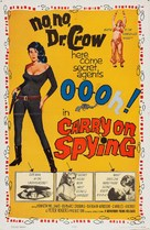 Carry on Spying - Movie Poster (xs thumbnail)