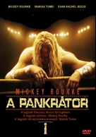 The Wrestler - Hungarian Movie Cover (xs thumbnail)