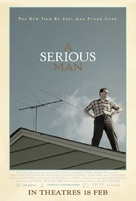 A Serious Man - Singaporean Movie Poster (xs thumbnail)