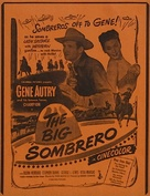 The Big Sombrero - poster (xs thumbnail)