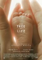 The Tree of Life - Danish Movie Poster (xs thumbnail)
