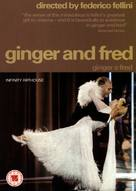 Ginger e Fred - Turkish Movie Cover (xs thumbnail)