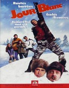 Snow Day - French DVD cover (xs thumbnail)