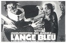 Der blaue Engel - French Movie Poster (xs thumbnail)